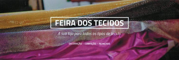 Maior loja nacional de tecidos, maior variedade a um preço imbatível