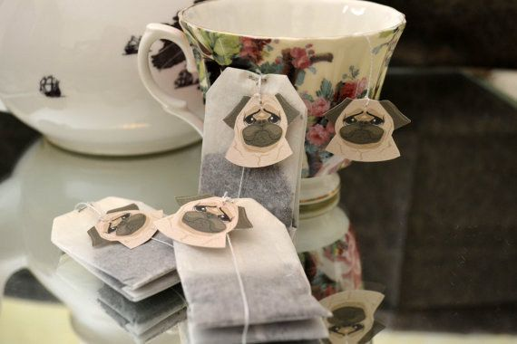 This tea for maximum relaxation. | 21 Gifts For People Who Just Really Love Pugs