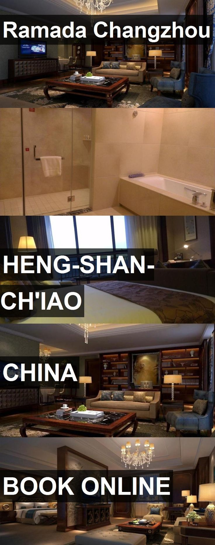 Hotel Ramada Changzhou in Heng-shan-ch'iao, China. For more information, photos, reviews and best prices please follow the link. #China #Heng-shan-ch'iao #travel #vacation #hotel