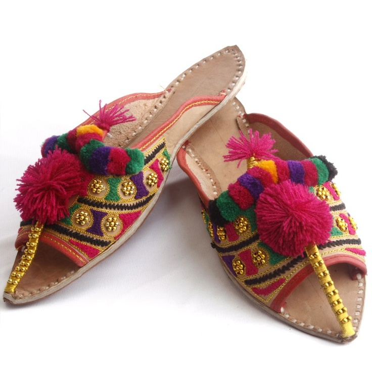 33 Best Colorful Indian Shoes Images On Pinterest Indian
