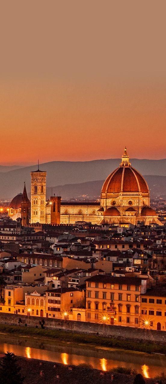 Florence (Floransa), Italy.