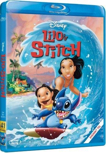 Disney klassiker 41: Lilo & Stitch (Blu-ray) (Blu-ray)