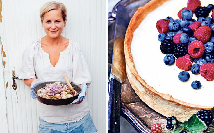 She is a star in Scandinavia with millions of fans. Here, TV chef Lisa Lemke   shows you how to feast like a modern-day Viking