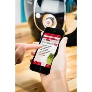 Multicuiseur Moulinex Cookeo Connect CE7038 Noir - Application Connectée via Bluetooth - 100 Recettes Pré-Programmées - Achat / Vente multicuiseur - Cdiscount