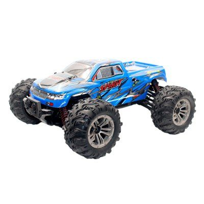9135  - $44.99 (coupon: RCB9135) 1:16 Brushed Off-road RC Car RTR BLUE 4WD 32km/h Fast-speed  #RC, #радиоуправляемая, #машинка, #модель, #игрушка, #gearbest, #Racing, #Car    9829