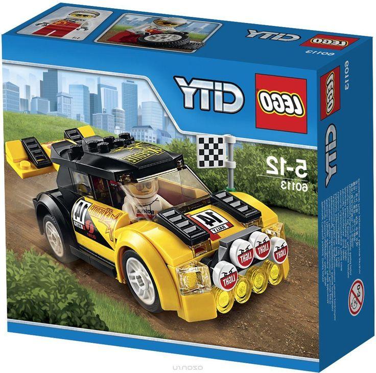 Lego City Конструктор Гоночный автомобиль 60113