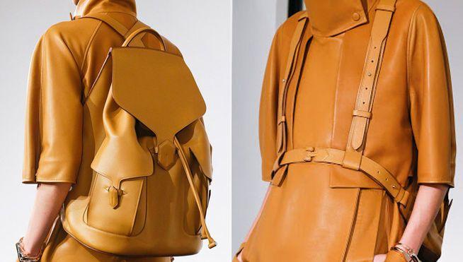 La mochila, el nuevo bolso de lujo. HERMES
