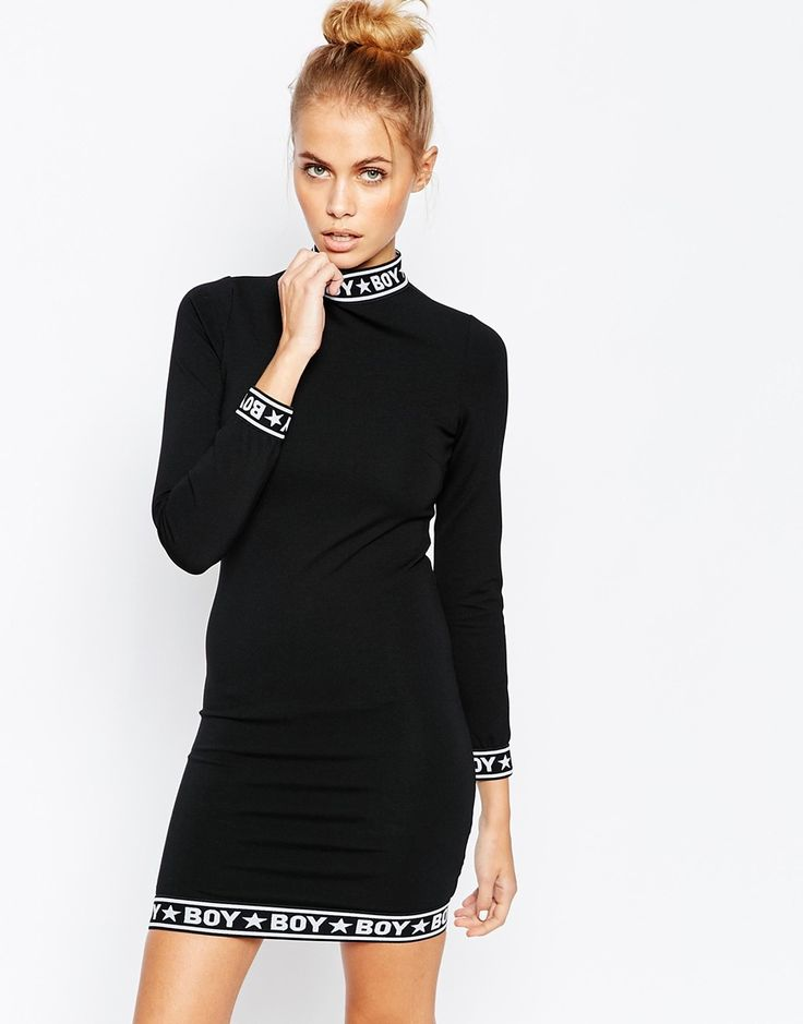 Boy London Mini Dress