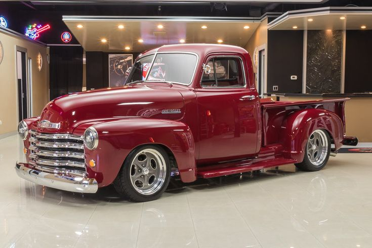 custom hot rod designs | 1953 Chevrolet 3100 | Classic Cars for Sale Michigan - Antique Muscle Car, Auto Sales, Buy Old ...