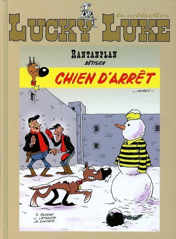 Lucky Luke - La collection (Hachette) -92- Rantanplan - Chien d'arrêt