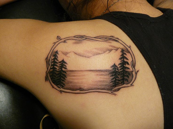 I love this but with washington state as the frame for Washington state tattoos