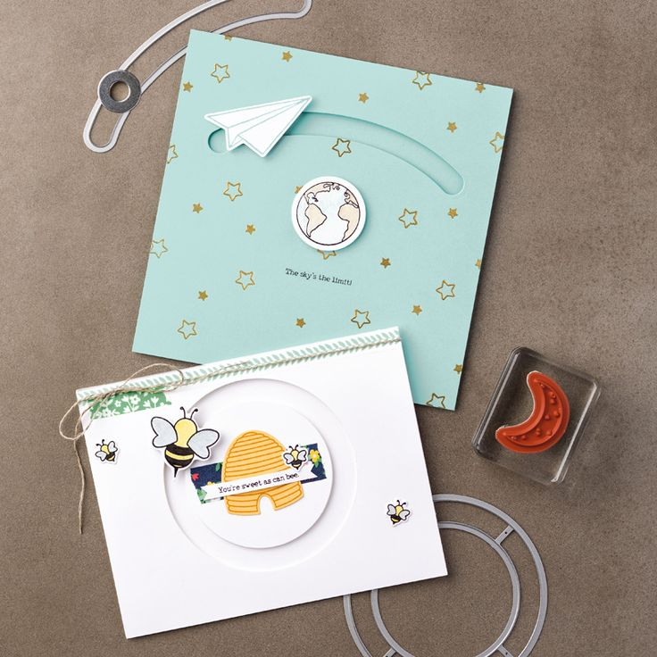 Shooting Star bundle from 2016-2017 Stampin' UP! catalog. Wendy Cranford www.luvinstampin.com