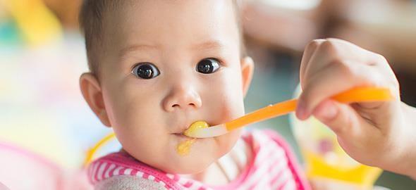 Η μεγάλη στιγμή των αλεσμένων τροφών έφτασε για το μωρό σας. Πάρτε ιδέες για δέκα πεντανόστιμα και υγιεινά γεύματα με φρούτα, λαχανικά, κρέας και όχι μόνο!