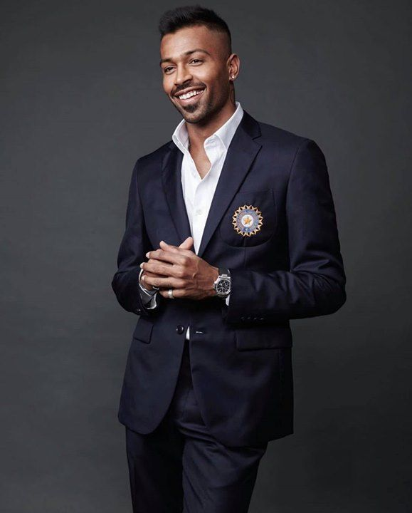 Hardik Pandya Strikes A Pose In Team India S Blazer Ahead Of Departure For London Cwc19 India Cricket Team World Cup Cricket Teams