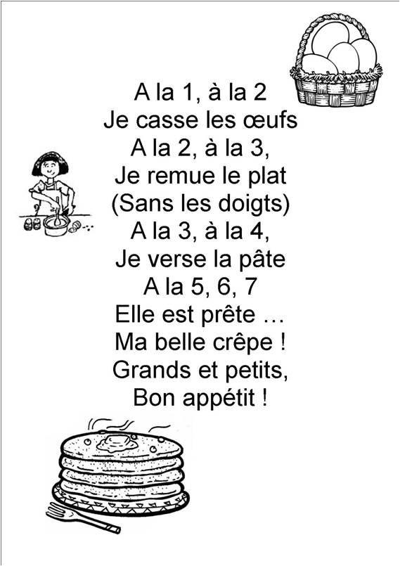 Apprentis...Sages - La Chandeleur