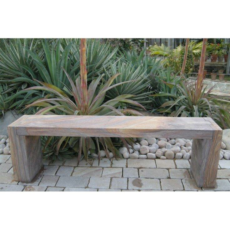 Costco UK - Strata Ara Rainbow Sandstone 150cm Bench