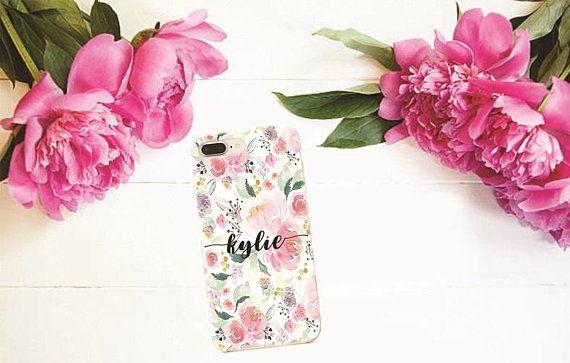 Peonies iPhone case.  #peonies #iphonecase #iphone #samsung #flowers #case #apple