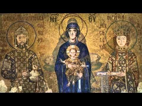 Byzantine chant - Απεστάλη εξ ουρανού