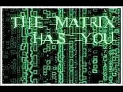 AMAZING! THE SCARY REALITY: YOU ARE LIVING IN THE MATRIX! WAKE UP!!!