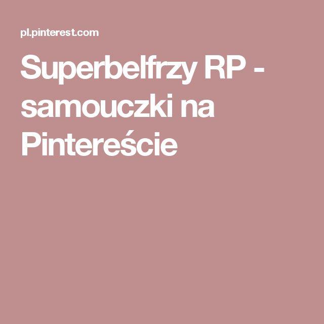 Superbelfrzy RP - samouczki na Pintereście