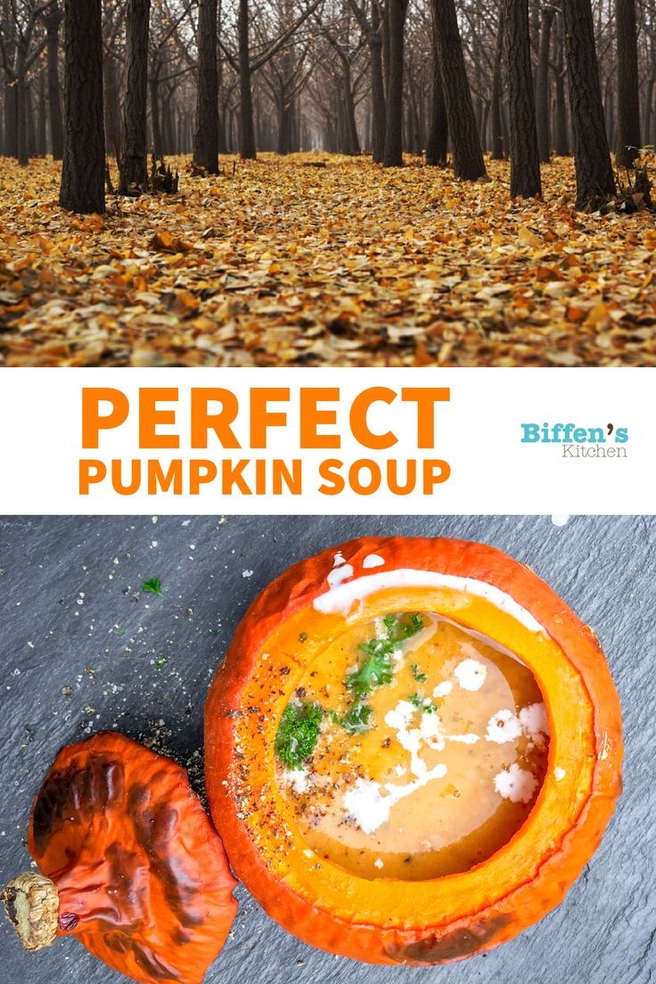 This velvety Perfect Pumpkin Soup recipe is great for preparing for those cold working nights where you simply want to come home and eat a healthy and delicious meal. I have so much love for this fruit (yep, it's a fruit!).