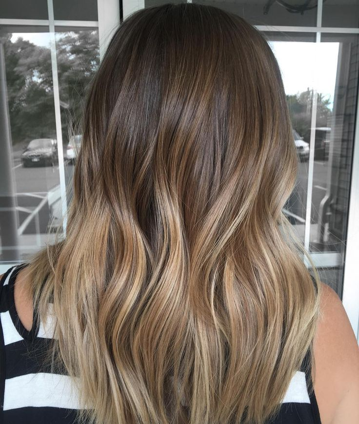 used @redken5thave new #pHBonder in my freelights formula and was so happy with how soft and healthy this balayage came out! such a great product to protect the hair's integrity during lightening sessions. #RedkenColor #WeBonded