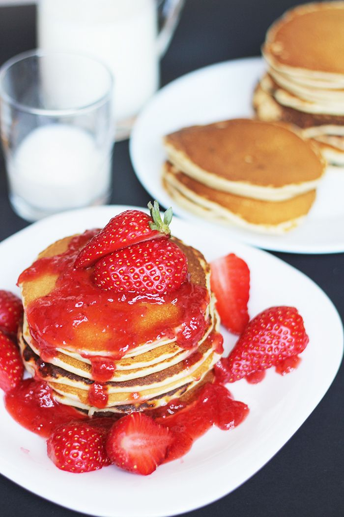 Fashion and style: Pancakes