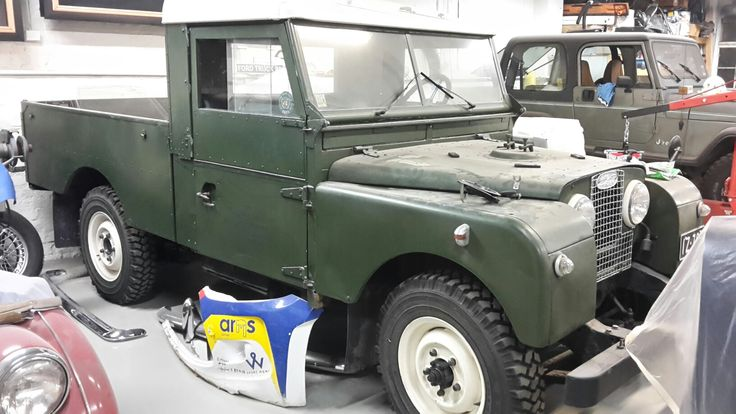 Land Rover Series I SOLD