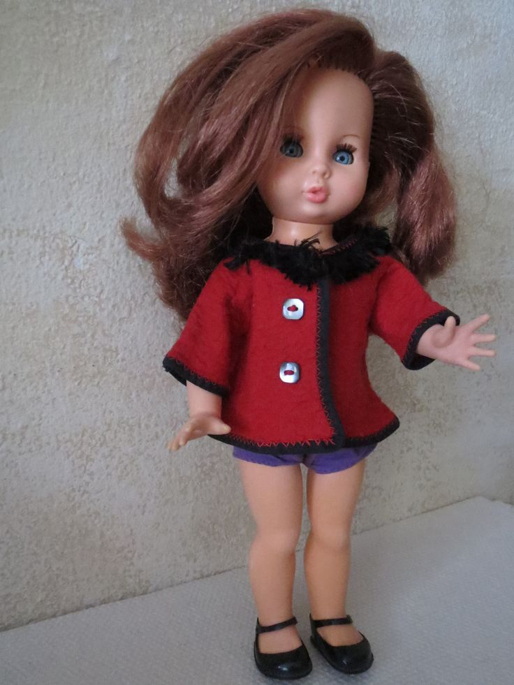 This is a Pusle doll, from Ratti.