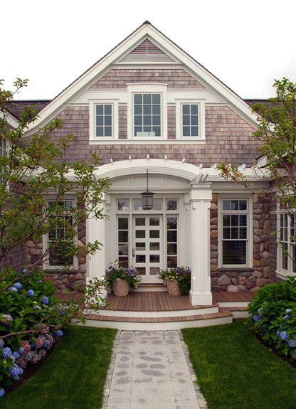 Very pretty entrance..