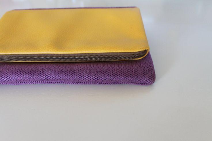 foldover clutch/clutch zipper/pouch zipper/ipad case by ADAMSBRO3 on Etsy