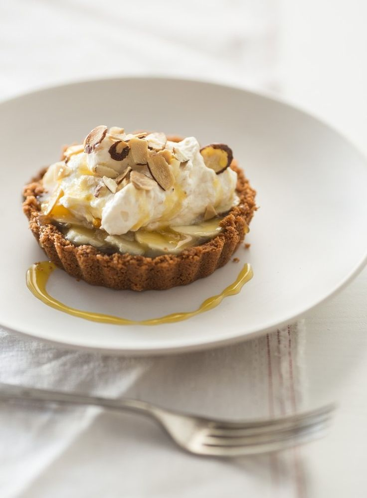 Simon Gault's Banoffee Pie