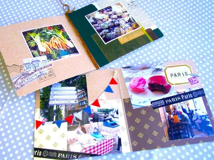 旅の記憶が色あせない、かわいいスクラップブック作りの5つのポイント