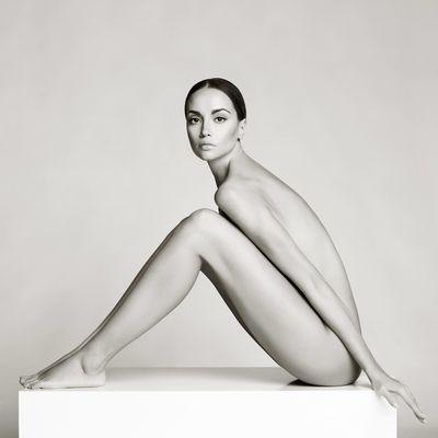 Надежда. 2014 Обнаженная черно-белая классика студия девушка модель фигура ню классический портрет