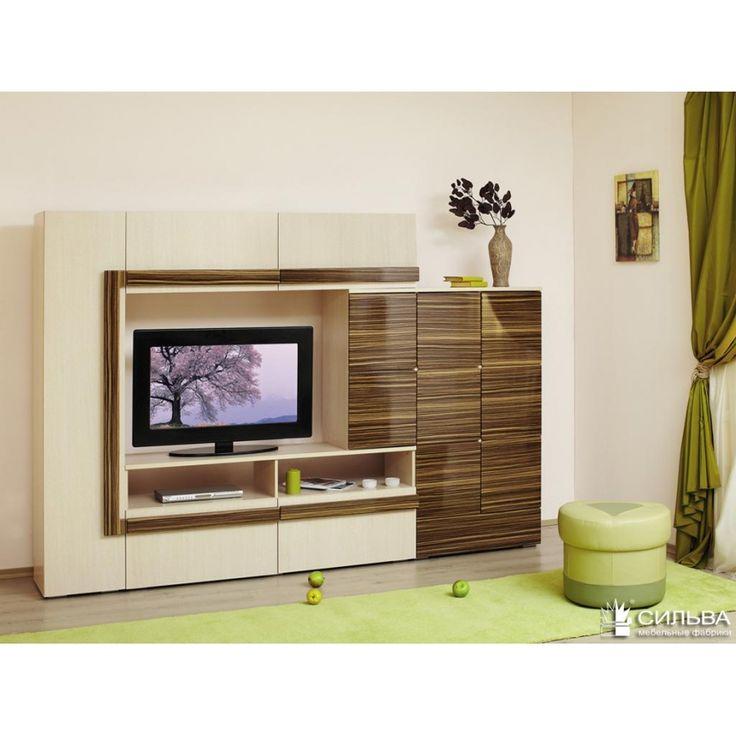 Новинки: комбинированный шкаф в гостиную «Лагуна НМ 010.11» всего за 25746 рублей!   #гостиная #мебель #интерьер