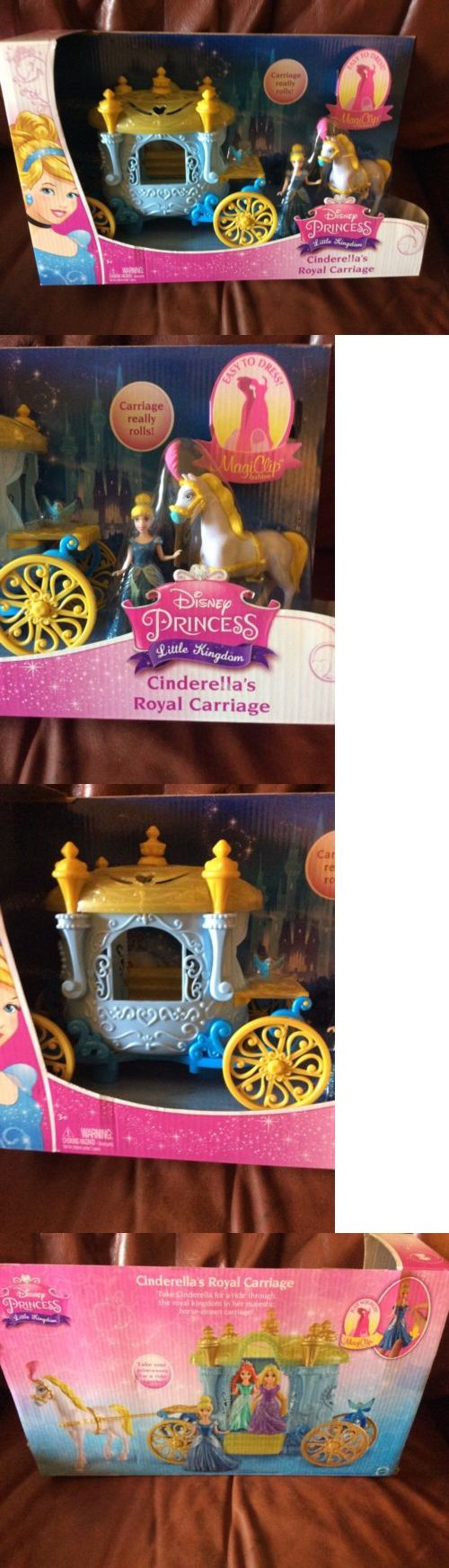 Cinderella 44034: Disney New Cinderella Royal Carriage With Figure And Horse -> BUY IT NOW ONLY: $55 on eBay!