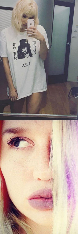 Kesha body-shame