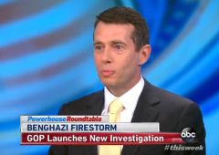 """David Plouffe: A """"loud, delusional minority"""" is driving this Benghazi non-scandal posted at 5:01 pm on May 4, 2014 by Erika Johnsen>>>>"""