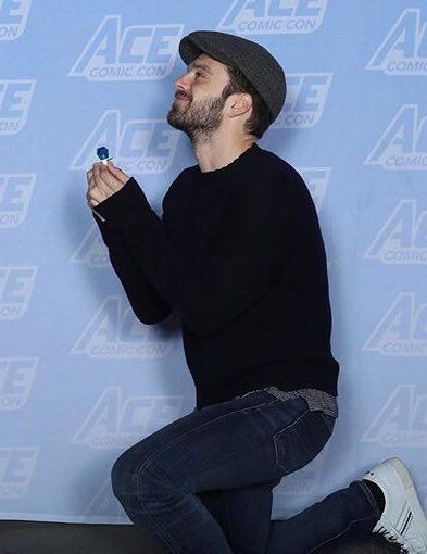Sebastian Stan | Ace Comic Con, Jan 2018