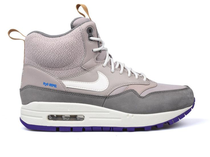 best sneakers 5dba4 d7f59 ... Womens Nike Air Max 1 Mid Sneakerboot -Size 7.5 -120 -685267 002 ...
