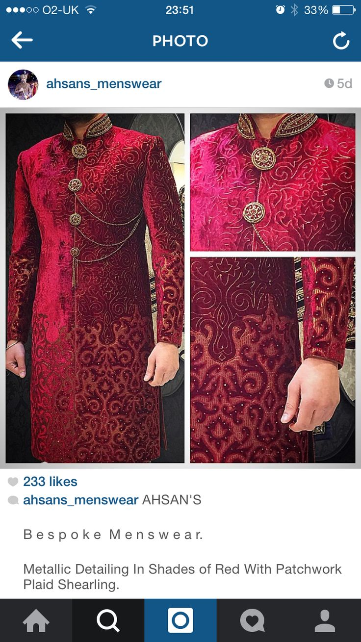 Wedding sherwani Ideas- so good the colour and pattern