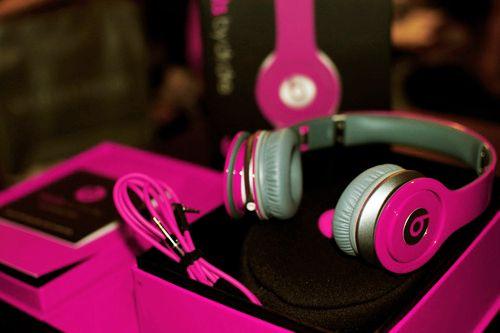 #Beats #Pink #MauraDawg: Music, Pink Beats, Things Pink, Style, Dre Beats, Girly Things, Beats Headphones, Hot Pink, Christmas Lists