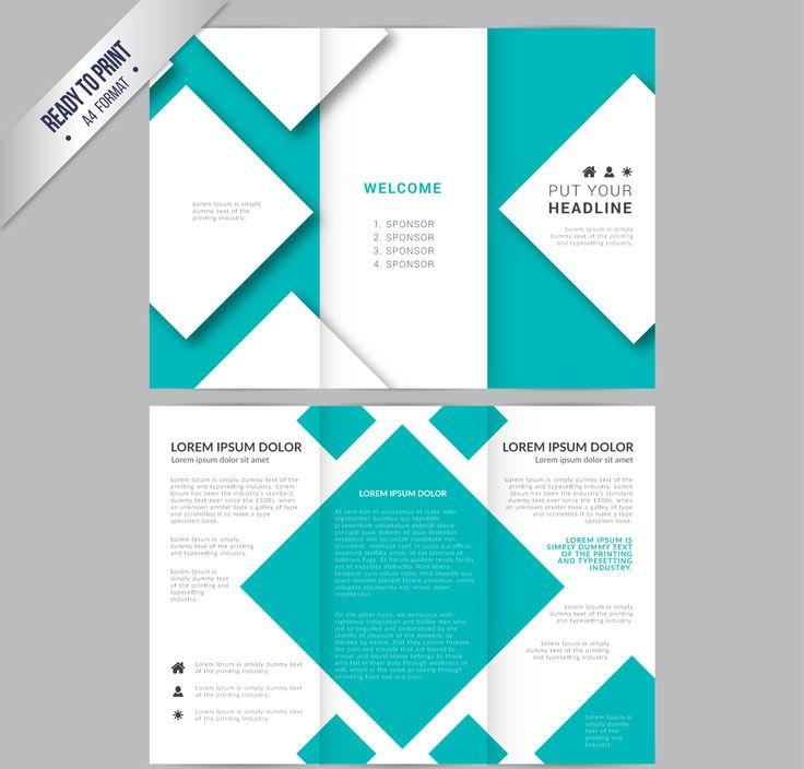10 best Brochures images on Pinterest Brochures, Brochure - microsoft word pamphlet template