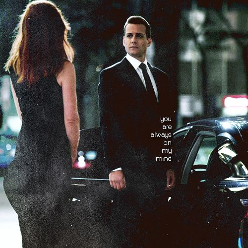These two! #Darvey #Suits