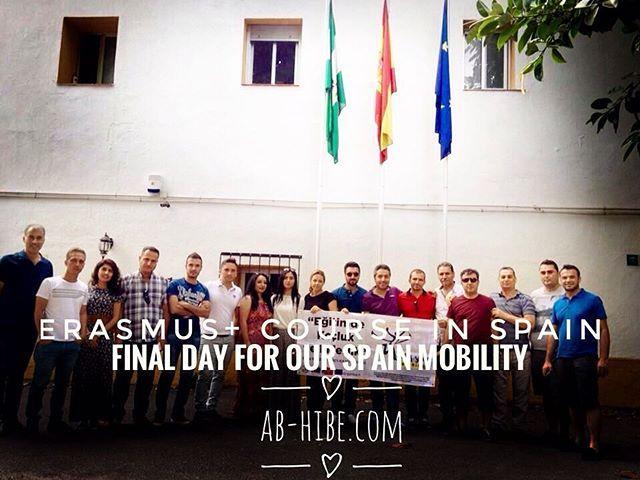 Final day for our Spain Mobility #spain #marbella #erasmusplus #erasmusplus2016…