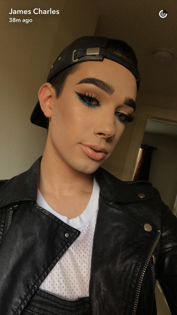 James Charles Makeup: 54 Best Images About James Charles On Pinterest