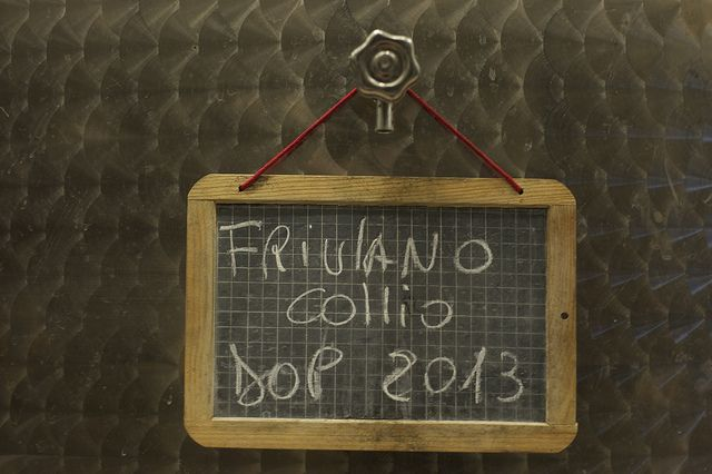 Tasty Tales from the Italian Ham Highway: Delectable Collio Goriziano