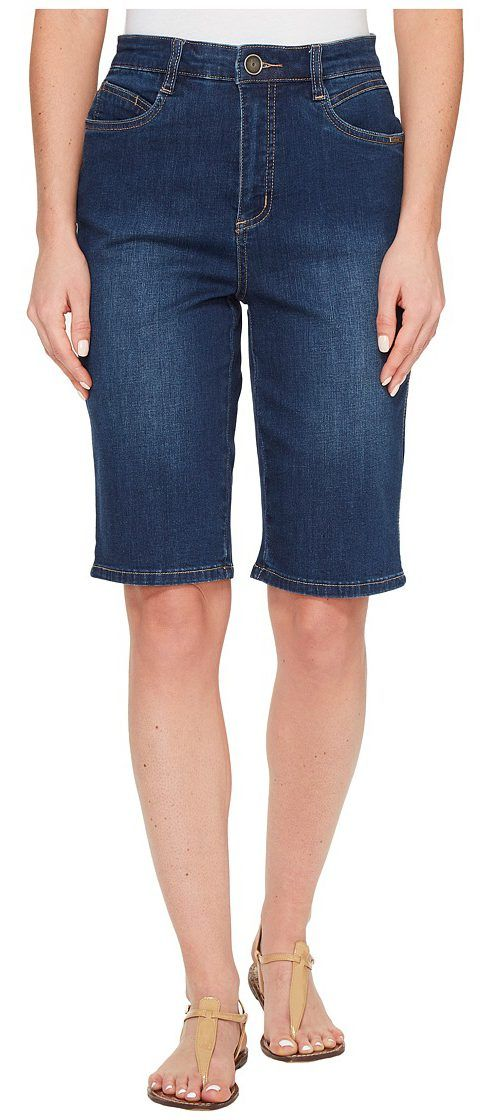 FDJ French Dressing Jeans Supreme Denim Suzanne Bermuda in Delight (Delight) Women's Shorts - FDJ French Dressing Jeans, Supreme Denim Suzanne Bermuda in Delight, 6636250, Apparel Bottom Shorts, Shorts, Bottom, Apparel, Clothes Clothing, Gift, - Fashion Ideas To Inspire
