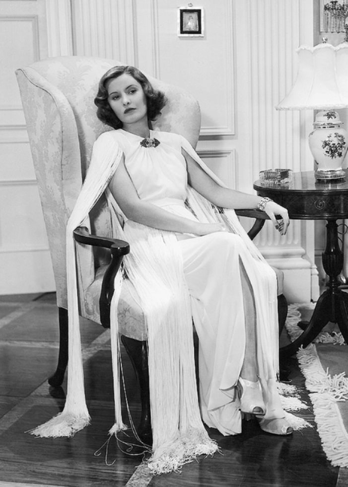 Barbara Stanwyck photographed by Fred Hendrickson 1937