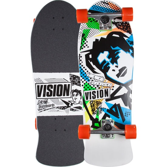 Vision skateboard - MarkGonzales my first skate deck
